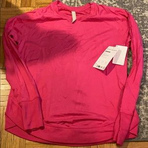 NWT Athleta mindset sweatshirt size small